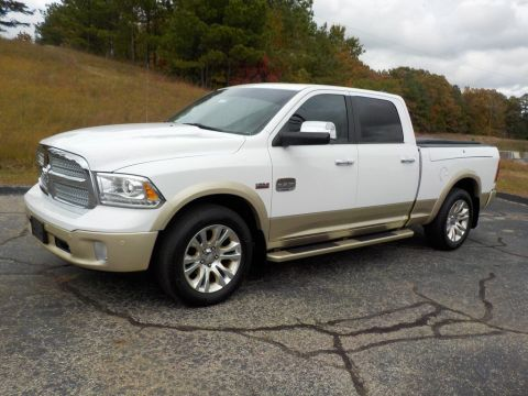 Certified Pre-Owned 2014 Ram 1500 Longhorn Limited