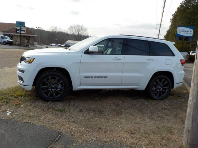 Jeep Grand Cherokee Overland >> New 2019 Jeep Grand Cherokee High Altitude 4x4