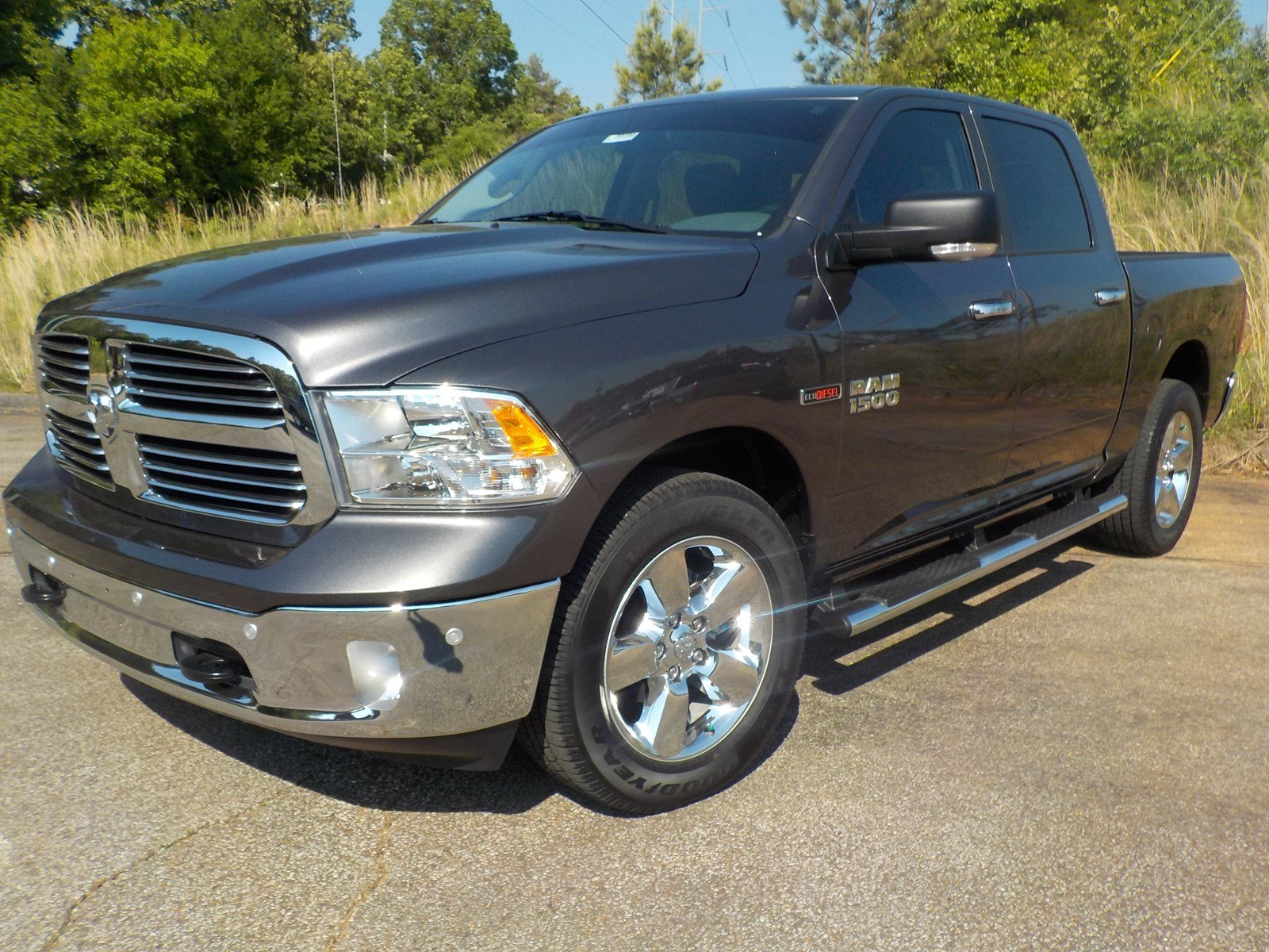 2016 Ram 1500 >> Pre Owned 2016 Ram 1500 Big Horn Crew Cab Pickup In Lexington 20199