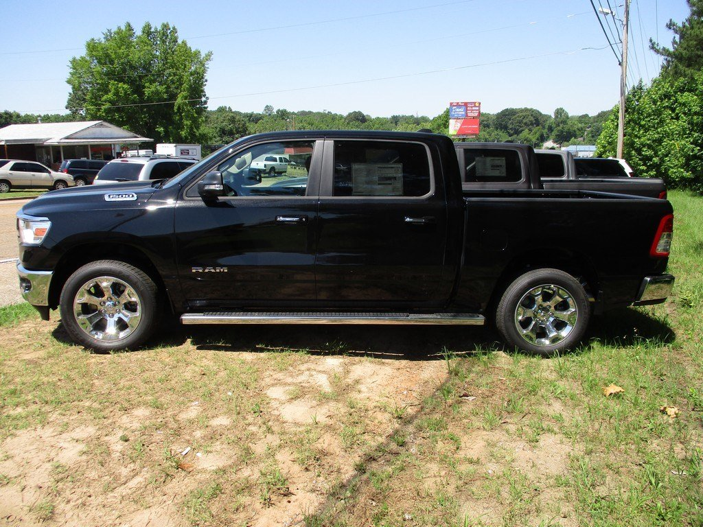 New 2019 Ram All New 1500 Big Horn Lone Star Crew Cab In Lexington