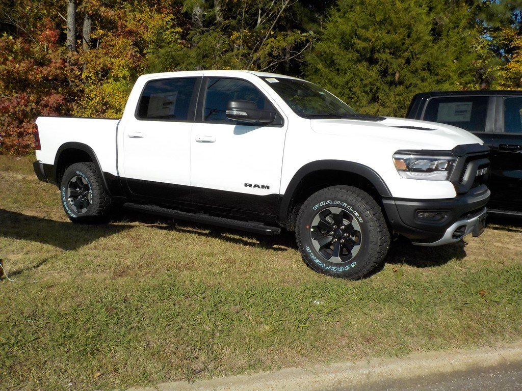Ram 1500 Rebel >> New 2019 Ram All New 1500 Rebel Crew Cab In Lexington 67562219