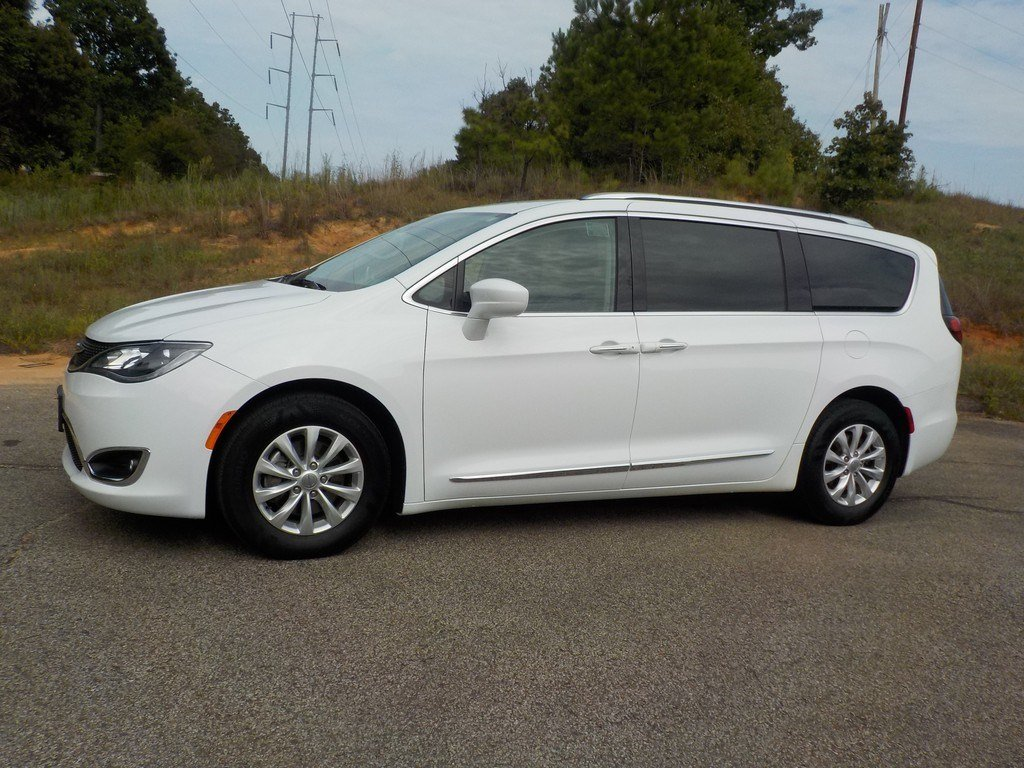 Pre Owned 2018 Chrysler Pacifica Touring L Plus