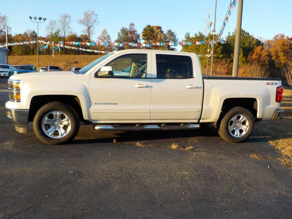 Pre Owned 2015 Chevrolet Silverado 1500 Lt Crew Cab Pickup In