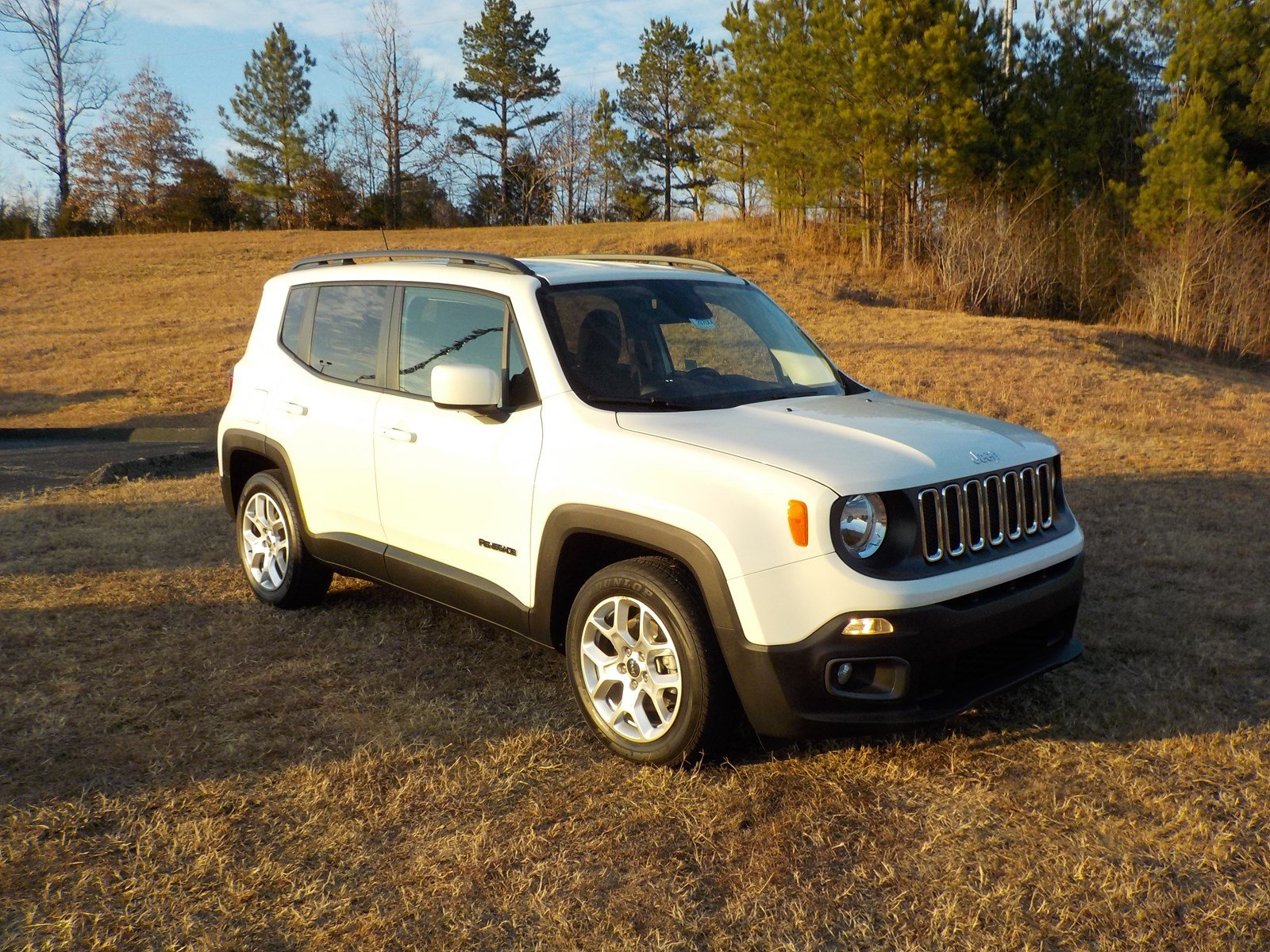 Certified Pre Owned 2017 Jeep Renegade Latitude
