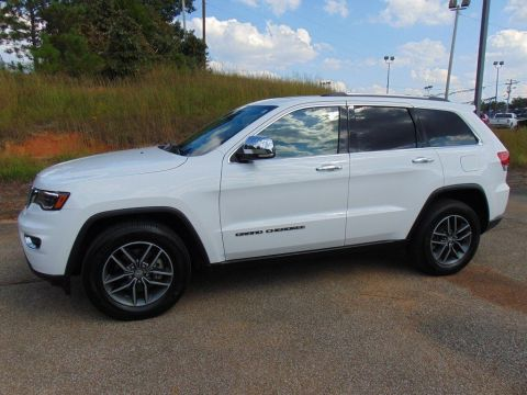 Certified Pre-Owned 2017 Jeep Grand Cherokee Limited 2WD Sport Utility