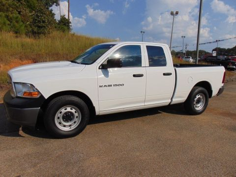 Pre-Owned 2011 Ram 1500 ST 2WD Crew Cab Pickup