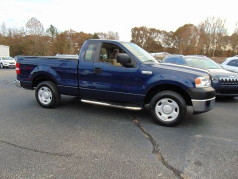 Pre-Owned 2008 Ford F-150 XL 2WD Regular Cab Pickup