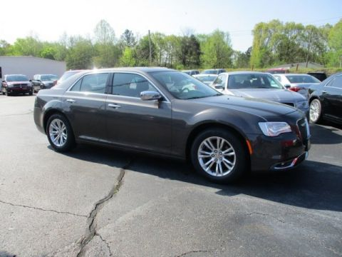 Certified Pre-Owned 2017 Chrysler 300 300C