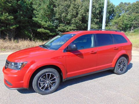 Certified Pre-Owned 2018 Dodge Journey SE FWD Sport Utility